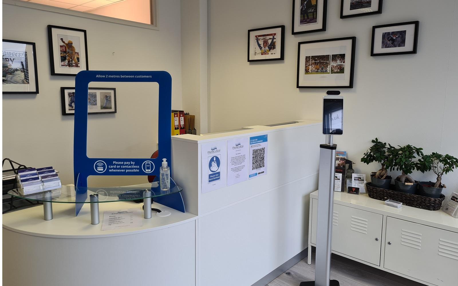 Thermal Imaging Unit